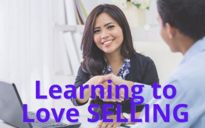 Learning to Love Selling
