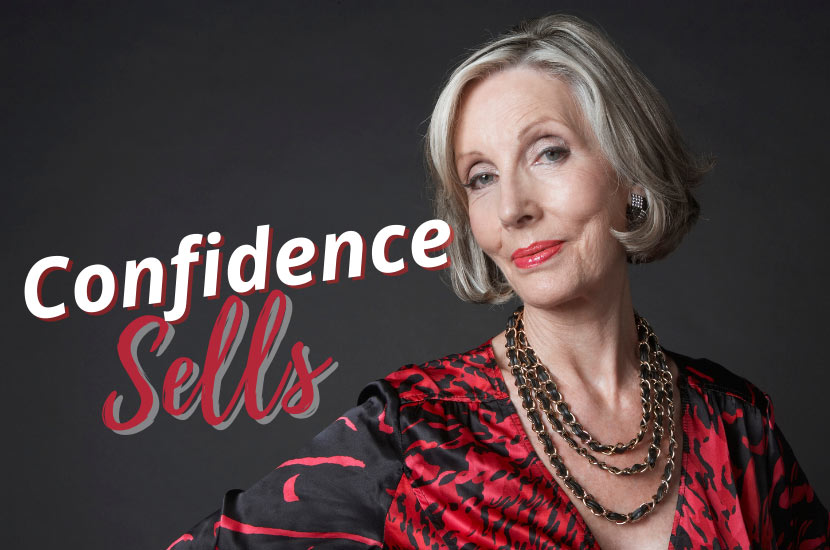 Confidence Sells