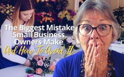 The Biggest Mistake Small Business Owners Make (And How To Avoid It)