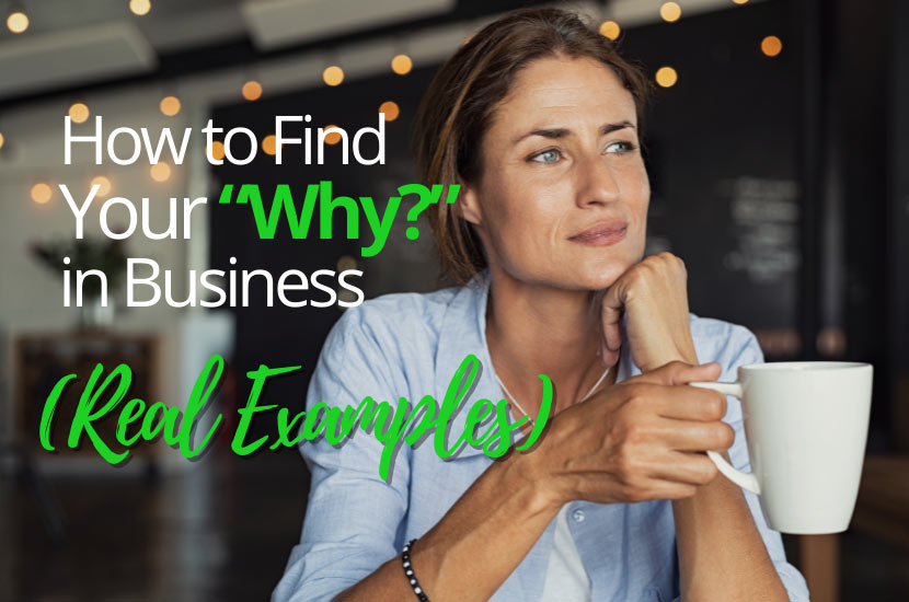 """How to Find Your """"Why?"""" in Business (Real Examples)"""